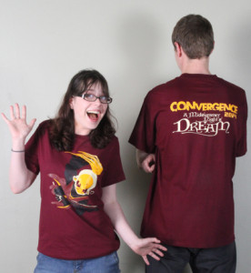 CONvergence 2014 Mid Year T-Shirt