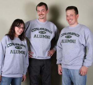 CONvergence Alumni Sweatshirts