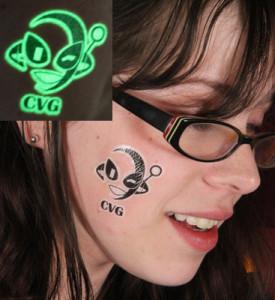CVG Temporary Tattoo