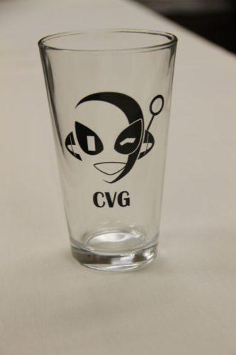 Connie Pint Glass