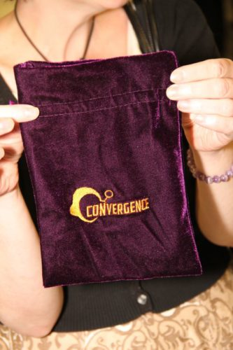 CONvergence Dice Bag