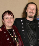 Mercedes Lackey and Larry Dixon