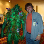 Len Wein and Swamp Thing