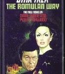 The Romulan Way Cover