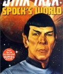 Spock's World Cover