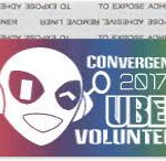 Uber Volunteer Ribbon