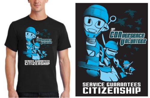 2017 Volunteer T-Shirt
