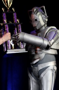 Last of the Cybermen Photo by Peter Verrant
