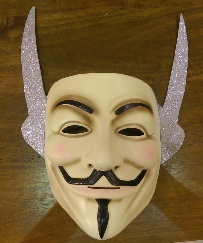 Mark 2's Vendetta game mask