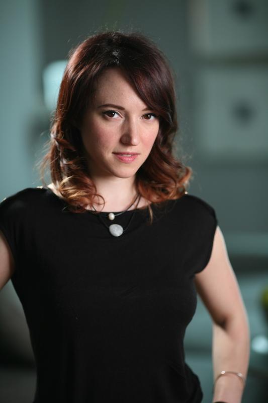 Photo of Amy Shira Teitel
