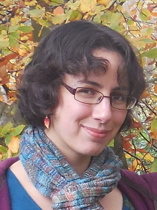 Photo of Amal El-Mohtar