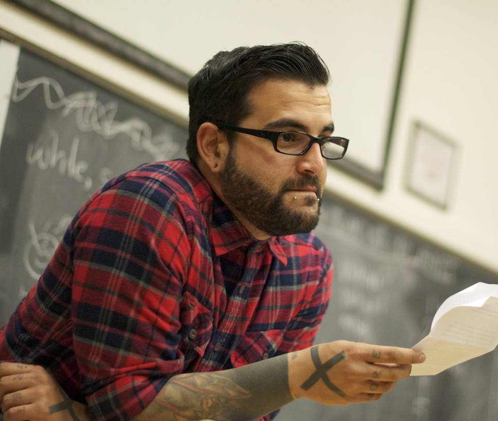 Photo of Mark Oshiro