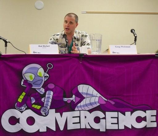 Greg Weisman at CONvergence 2014
