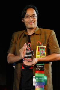 Bryan Thao Worra at CONvergence 2015