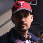 Photo of Ian Truitner wearing a Twins baseball cap