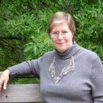 Headshot of Lois McMaster Bujold