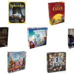 Seven Board Games