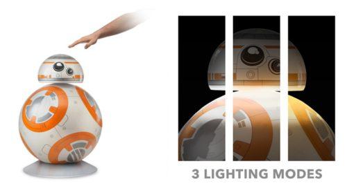 BB-8 LED Floor Lamp