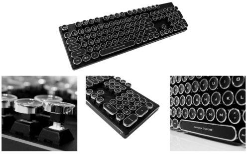 Mechanical Computer Keyboard