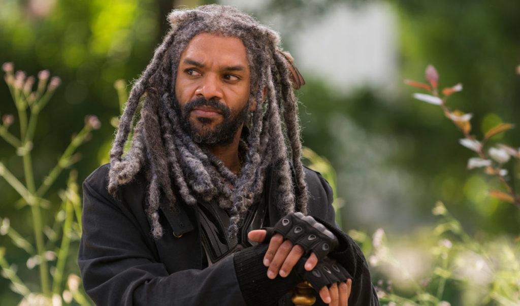 Khary Payton as Ezekiel in The Walking Dead.